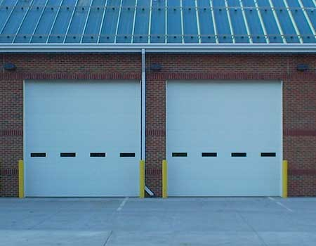 Commercial Garage Door West Palm Beach, Boca Raton And Broward