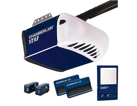 Chamberlain Garage door opener Boca Raton, Broward and West Palm Beach